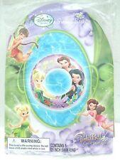 Disney Fairies Tinker Bell Girls Swim Ring 20 in. Inflatable Floats & Tubes