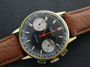 VTGE RARE BREITLING TOP TIME  CHRONOGRAPH. MINT. EXCELLENT. SERVICED. 1960s
