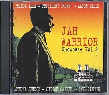 Reggae / Earl Sixteen / Alton Ellis / Jah Warrior Vol 2 Vocal + Dubs New