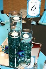 Eastland Glass Cylinder Vases Set of 3, Home, Wedding & Event Decor, Centerpiece