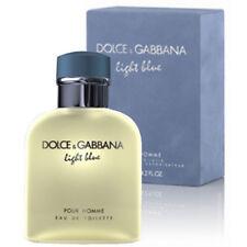 DOLCE & GABANNA LIGHT BLUE MEN EDT 125 ML - COD - FREE SHIPPING