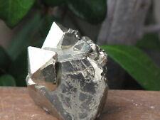 Pyrite Crystal Cube Formation - Unique Piece