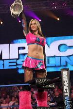 Velvet Sky TNA Knockouts Posing Photo #4 WWE Divas