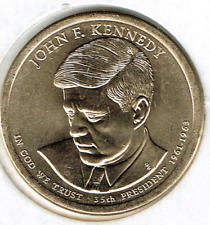 2015-P Philadelphia $1 Presidential Kennedy Dollar Coin!