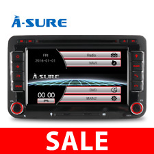VW Golf Mk5 Mk6 PASSAT Touran Tiguan Car GPS Stereo DAB Radio SATNAV DVD Player