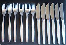 WMF  Stockholm   12 teiliges Vorspeisebesteck 90er Silberauflage