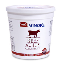 Minors Au Jus Concentrate, Beef, 16 Ounce