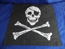 SKULL AND CROSS BONES BANDANA