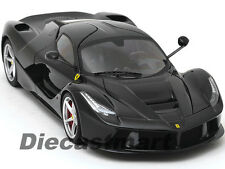HOTWHEELS ELITE 1:18 LA FERRARI F70 BLACK BCT80 LAFERRARI  DIECAST MODEL CAR