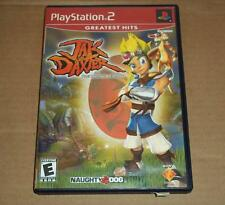 JAK & DAXTER GREATEST HITS PRECURSOR LEGACY PLAYSTATION 2 PS2 VIDEO GAME