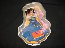 Wilton ESMERALDA/DISNEY GYPSY GIRL BIRTHDAY  cake pan,tin,mold