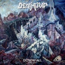 """Deathtrap """"Downfall (1989-1991)"""" CD [GDR raw Death/Thrash Metal]"""