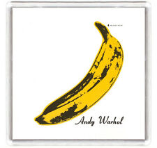 VELVET UNDERGROUND & NICO 1967 LP COVER FRIDGE MAGNET IMAN NEVERA