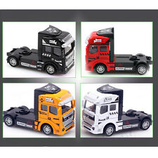 1:50 Toys Transport Kid Toy Car Engineering Alloy Metal Plastic Truck Model Gift