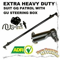 Draglink Adjustable EXTRA Heavy Nissan GQ Patrol with GU Y61 Steering box