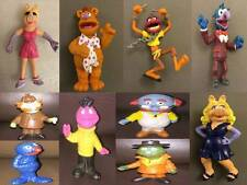 Sesame Street & the Muppets Plastic Toy Figures