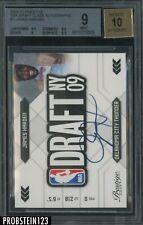 2009-10 Prestige NBA Draft Class James Harden RC Rookie BGS 9 w/ 10 AUTO