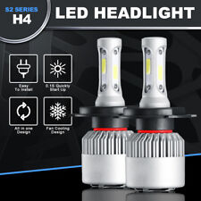 CREE COB H4 9003 HB2 LED Headlight Kit Hi-Lo 1020W 153000LM Car White Lamp Bulbs
