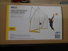 SKLZ Pro Training Futsal Goal. 3M x 2M Ultra Durable and Elite Performance