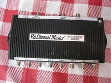 Channel Master 6228IFD 3 x 8 Coax Cable TV Powered Multi Switch - Main Unit Only