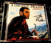 Drive * by Timothy Mank (CD 2000, Vida Pop Records) SIGNED! AUTOGRAPHED!