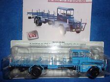 n° 17 Camion BERLIET GLR 10 M 3 Porte-fers MASSOL à MILLAU 1/43 Neuf en Boite