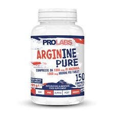 Prolabs Arginine Pure Compresse 1000 mg L-Arginina HCL
