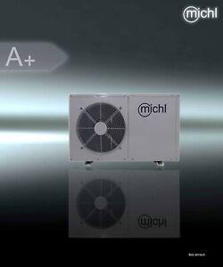 Wärmepumpe Michl Luft/-Wasser 12,0 kW Monoblock MLWP-D12