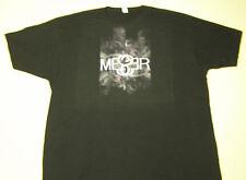 Messer Concert Tour T-Shirt Black size XL Dallas Texas Band
