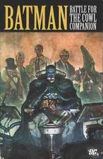 Batman: Battle for the Cowl Companion, Batman, General, Superheroes, Dc Comics,