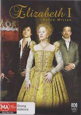 [BRAND NEW] 2DVD: ELIZABETH I: HELEN MIRREN / JEREMY IRONS