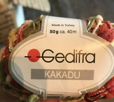 "New listing Gedifra ""Kakadu� Yarn 8 Skeins New"