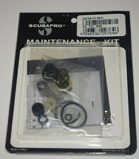 New listing Scubapro Maintenance Kit repair service overhaul Mk21 Sealed-Unopened