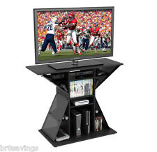 """New Video Game Stand Gaming Storage Rack Hub for 42"""" TV Xbox PS3 PS4"""