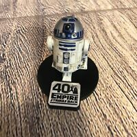 Disney R2-D2 Droid FIGURINE Cake TOPPER STAR WARS Empire Strikes Back Toy New