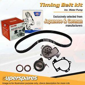 Timing Belt Kit Inc Water Pump for Daihatsu Feroza F300 F310 Pyzar Round Hub