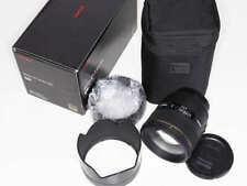 Sigma EX DG HSM 85mm f/1.4 HSM DG Lens For Minolta/Sony (A Mount)