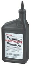 High Vacuum Pump Oil, Quart ROBINAIR 13203 Premium