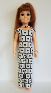 CRISSY DOLL CLOTHES Hairband, Jumpsuit & Jewelry Set HM Fashion NO DOLL d4e