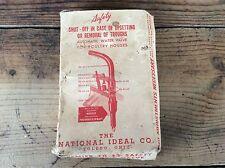 Vintage Premier FD-43 Drip Valve For Chicken Farm Great Vintage Packaging + Item