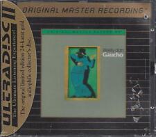 STEELY DAN- GAUCHO MFSL 24-KARAT GOLD CD SEALED ! UDCD 545
