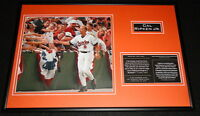 Cal Ripken Jr Framed 12x18 Photo Display Orioles