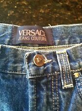 NWT VERSACE JEANS COUTURE SIZE 28 X 42 TAGGED AT $225 LAST PAIR! NEW 100% COTTON