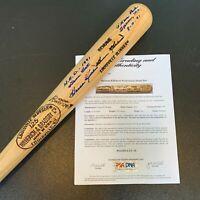 Harmon Killebrew Signed Inscribed Home Run Derby Game Used Bat PSA DNA 10