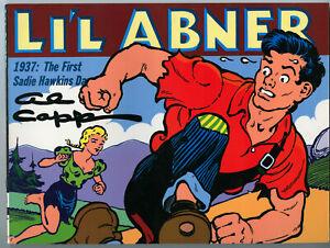 LI'L ABNER DAILIES Volume Three: 1937 • Al Capp • TPB / 2nd Printing (1989)