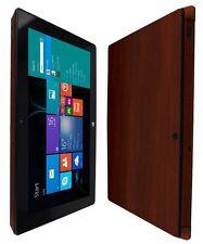 Skinomi Skin Dark Wood Skin+Clear Screen Protector for Microsoft Surface Pro 2