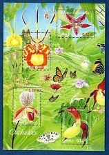 France Bloc N°81 Série Nature Fleurs 2005 Neuf Luxe