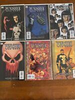 Punisher War Zone Vol. 2 Complete Set
