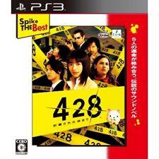 Used PS3 428: Fuusa Sareta Shibuya de Spike the Best Japan Import