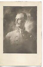 K.u.K - Portrait Aufnahme mit Orden Österreich echt Foto AK 1 WK (L-6239